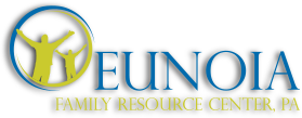 eunoia family resource center logo transparent life, therapy, well-minded, family, individual